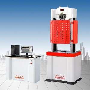 WDE-300型微机控制伺服式万能试验机