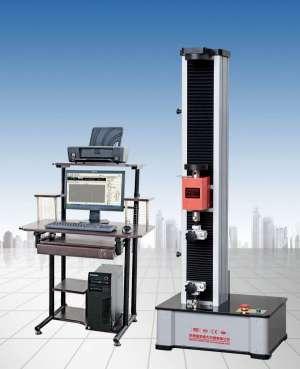 5000N气体弹簧位移变化量试验机