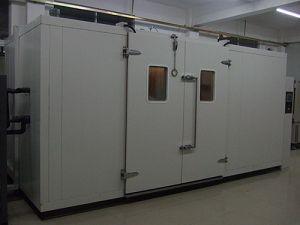 步入式恒温恒湿试验室检修时的几种方法